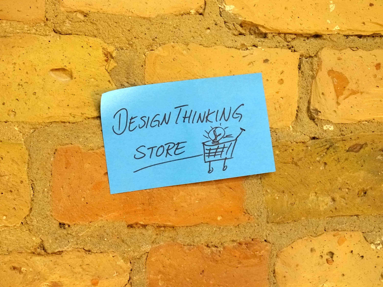 designthinking store logo
