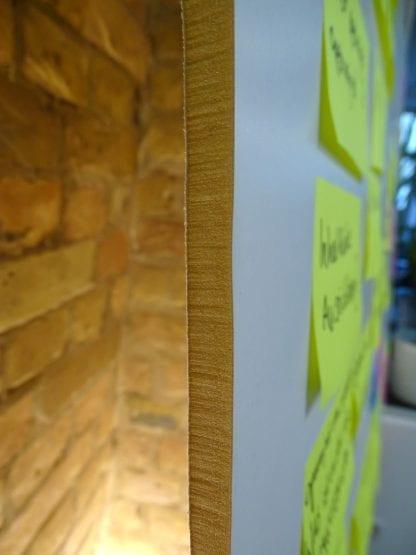 Kapa Board von der Seite, Maße 140cm x 200cm