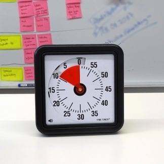 Time Timer DesingThinking Uhr