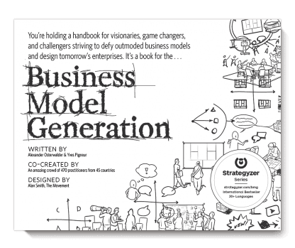 Business Model Generation Buch