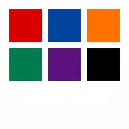 Die Farben der Whiteboard Marker