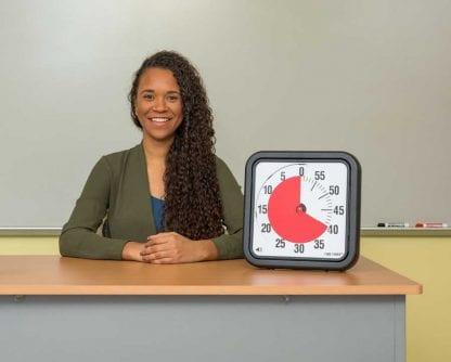 TimeTimer in Benutzung