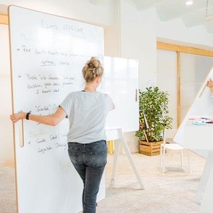 BigBoard Whiteboard im Einsatz