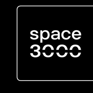 Schriftzug space3000