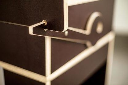 Detailaufnahme des Kekendo 2 DesignThinking Tisches